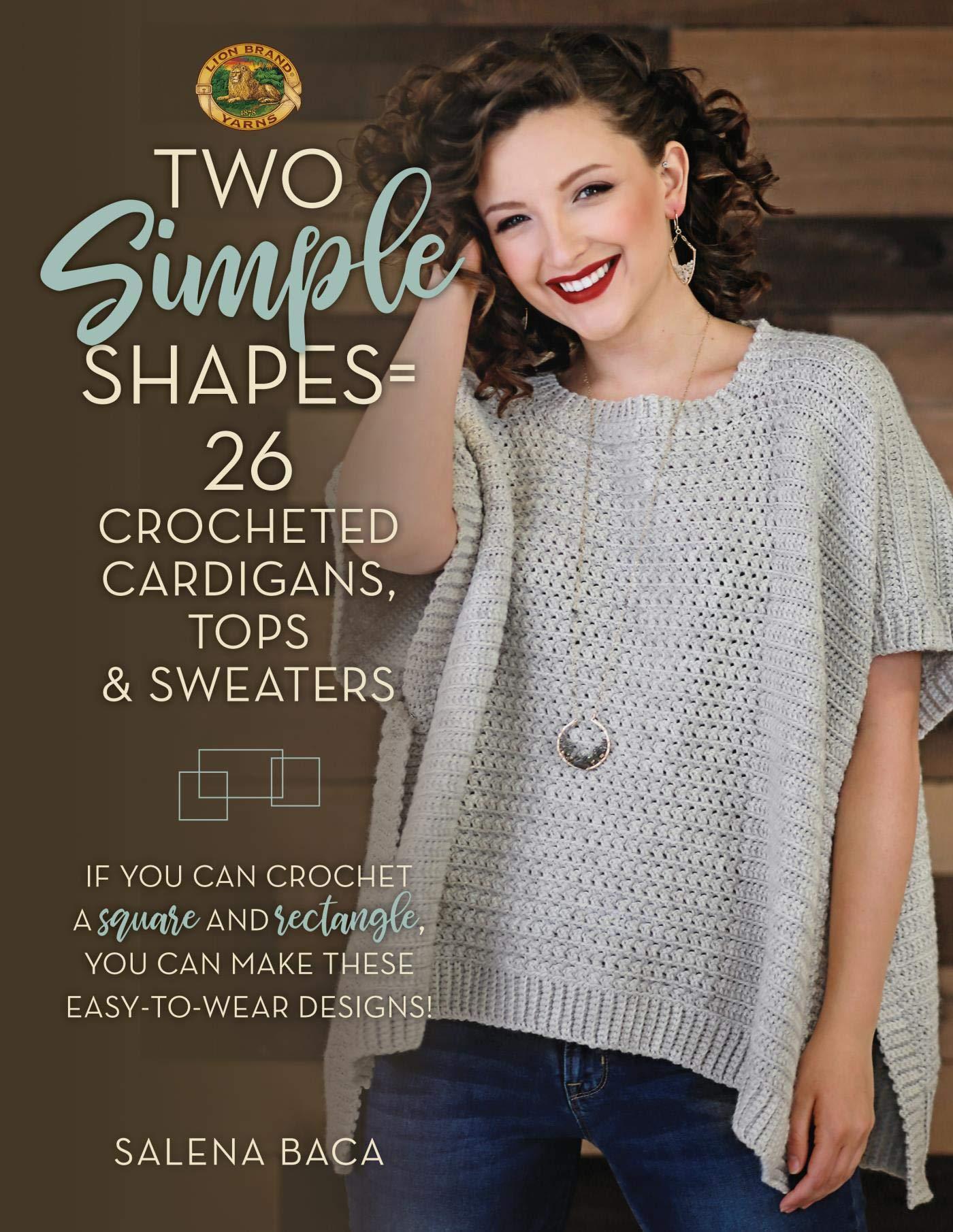 Easy Crochet Shrug Pattern – Crochet and Knitting Patterns