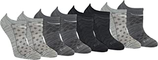 Saucony Women's Performance Super Lite No-Show Athletic Running Socks Multipack