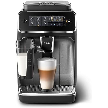 Philips EP3246/70 Machine Espresso Automatique Séries 3200 Latte Go Argent