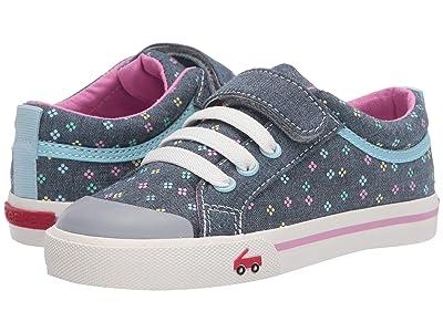 See Kai Run Kids Kristin (Toddler/Little Kid) (Diamond Dots) Girls Shoes