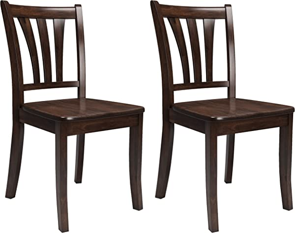 CorLiving DSH 390 C Dillon Dining Chairs Cappuccino