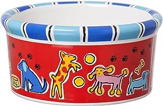signature dog bowls