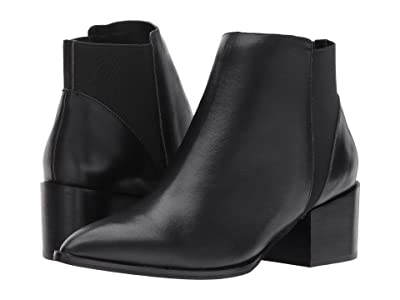 Chinese Laundry Finn Bootie (Black Leather) Women