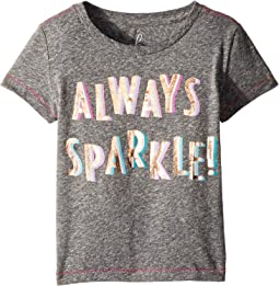 PEEK - Always Sparkle Tee (Toddler/Little Kids/Big Kids)