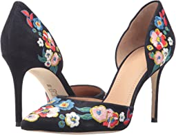 Tory Burch - Rosemont 85mm Embroidery