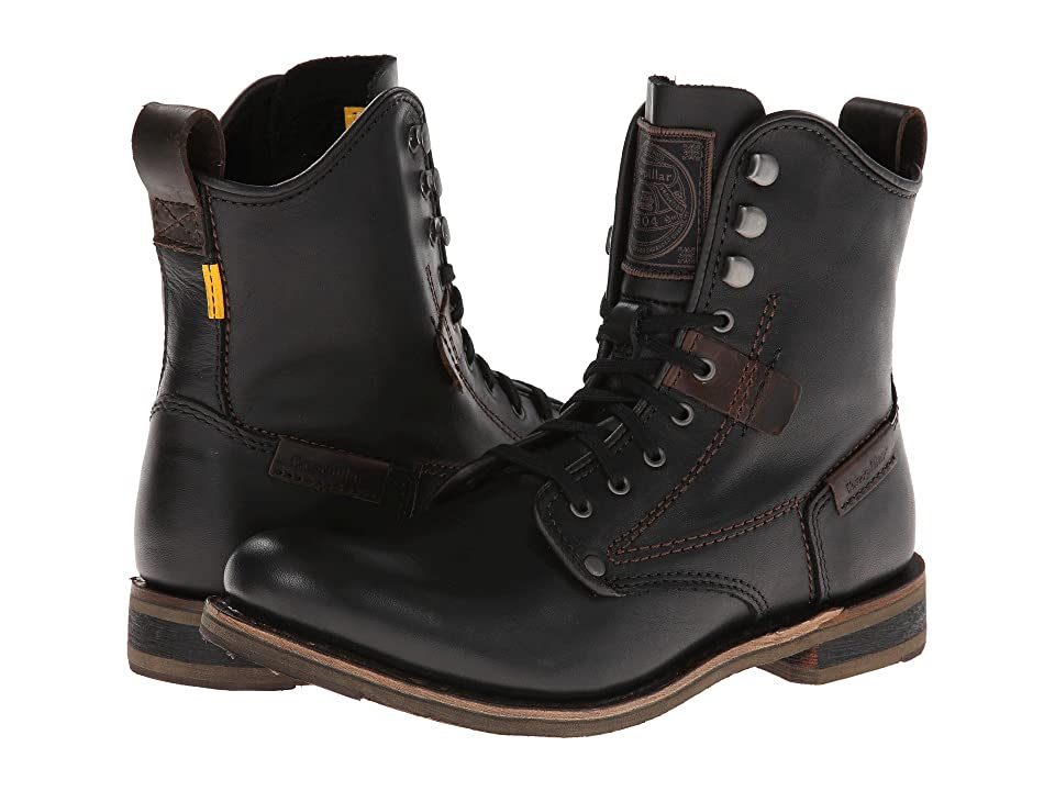 Caterpillar Casual Orson 7 Boot (Black) Men