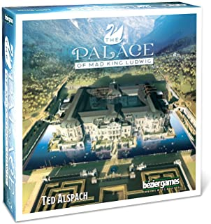 Palace of Mad King Ludwig Tabletop Game