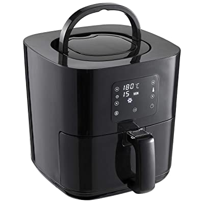 Nattork Air Fryer, 3.8 QT Programmable Digital ...