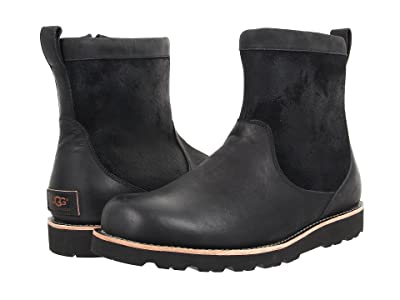 UGG Hendren TL (Black Leather) Men