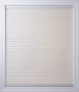 New Age Blinds Light Filtering Inside Frame Mount Cordless Cellular Shade, 70-1/8 x 48-Inch, Cotton