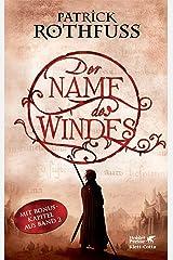 Der Name des Windes (Die Königsmörder-Chronik, Bd. 1): Die Königsmörder-Chronik. Erster Tag (German Edition) eBook Kindle