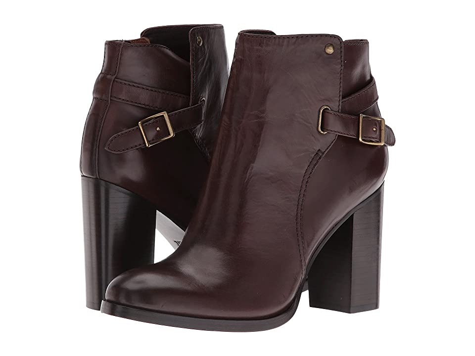 Frye Claude Jodhpur (Dark Brown) Women
