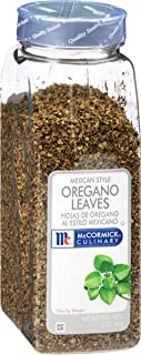McCormick Culinary Mexican Style Oregano Leaves, 5 oz