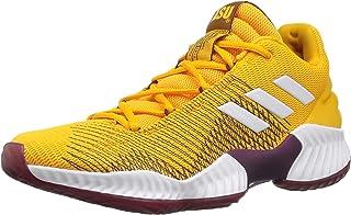 adidas Originals Mens Pro Bounce 2018 Low Basketball Shoe