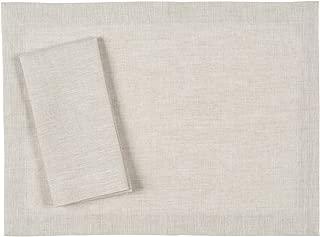 Best fine linen placemats Reviews