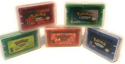 Pokemon 5-Pack Game Boy Advance GBA