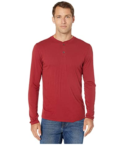 Royal Robbins Merinolux Henley (Rhubarb) Men