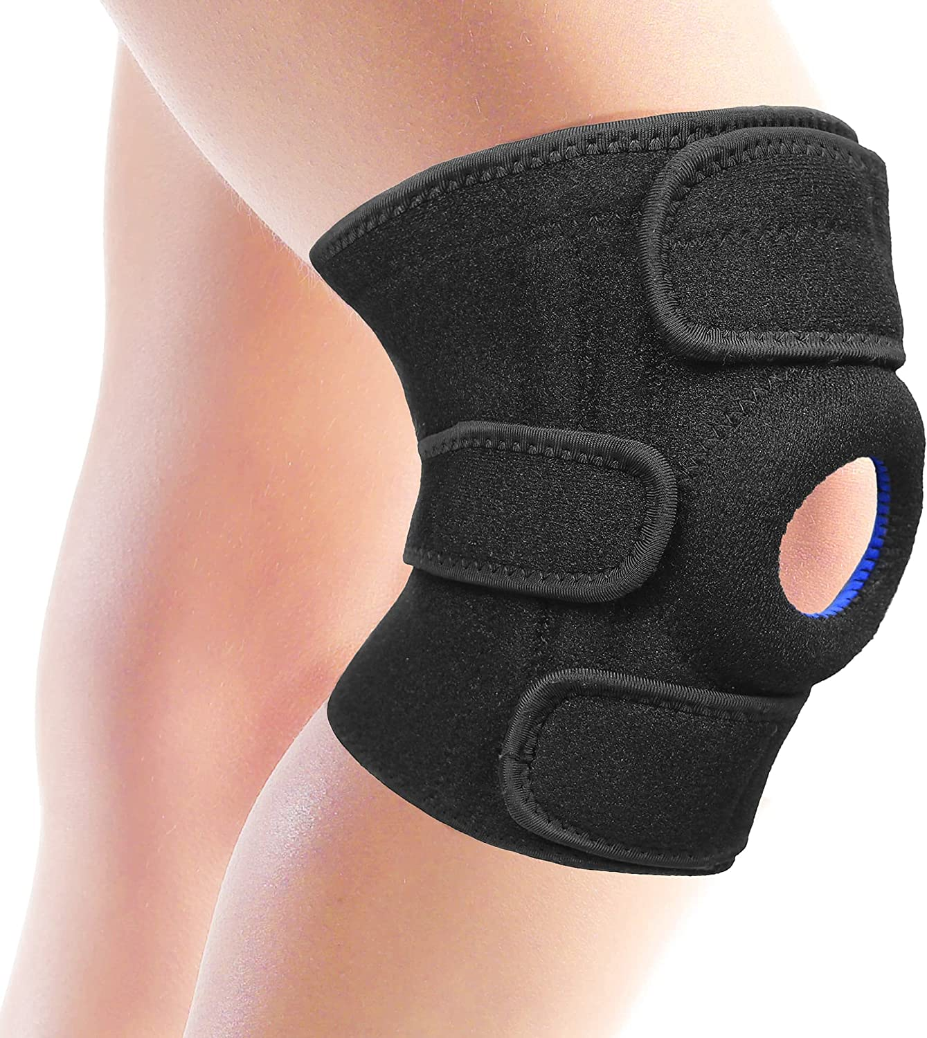Tampa Mall Knee Brace with Side Stabilizers Discount mail order Meniscus for Tear A Pain