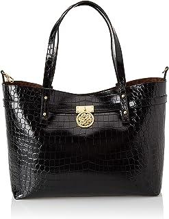 454ddec8 Envío GRATIS. Guess - Peony, Shoppers y bolsos de hombro Mujer, Negro  (Black/Bla
