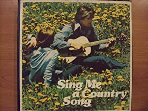 Sing Me a Country Song: (Box Set 6 Lp's) Johnny Cash, Charlie Rich, Jimmy Dean, Ray Price, Connie Smith, Bob Luman, Freddy Wellar, Jerry Lee Lewis, Marty Robbins, Charlir Mccoy, Boots Randolph, Ray Stevens