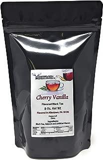 Yankee Traders Brand, Cherry Vanilla Black Tea Loose 2-8 Oz Bags
