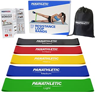 Resistance Loop Bands/Exercise Bands/Fitness Bands, Set...