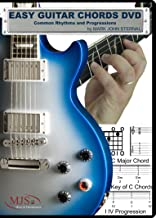 Easy Guitar Chords Common Rhythms and Progressions