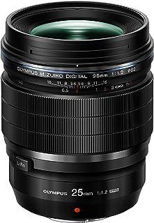 OLYMPUS 単焦点レンズ ED 25mm F1.2 防塵防滴耐低温 マイクロフォーサーズ用 M.ZUIKO DIGITAL ED 25mm F1.2 PRO