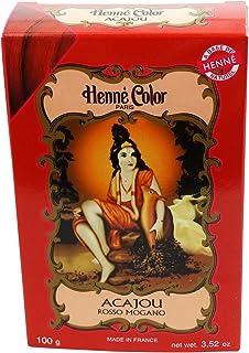 SITARAMA - Henné Color - Henna Hair Colouring Power - Mahogany - 100 gr