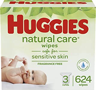 pampers sensitive wipes vs natural clean