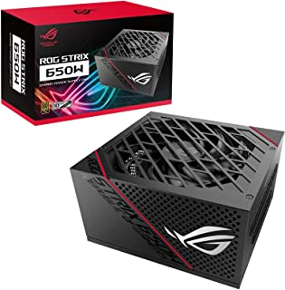 Asus ROG Strix 650G Gaming 650W power supply unit 20+4 pin ATX, Full Modular
