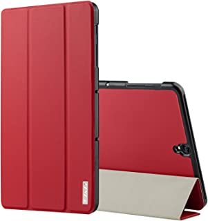 جراب J&D متوافق مع Samsung Galaxy Tab S3، جراب واقٍ متين مقاوم للصدمات لهاتف Galaxy Tab S3 9.7 بوصة، مع ميزة النوم / الاست...