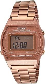 Casio Casual Watch Digital Display Quartz B640Wc-5A, For Unisex