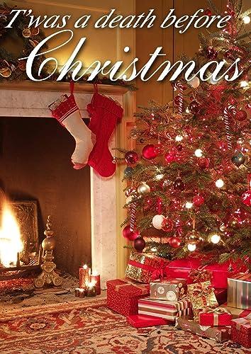 a la venta Crime Time T' Was a Muerte Antes de Navidad Navidad Navidad - Juego Misterio Asesinato para 12 Jugadores  muchas concesiones