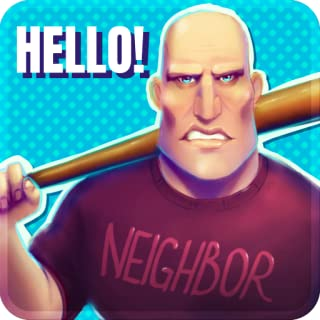 Calm Down Angry Neighbor