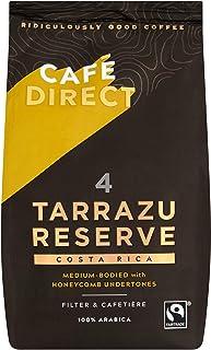 CAFEDIRECT Tarrazu Reserve Costa Rica公平贸易阿拉比卡咖啡 227克(6包)