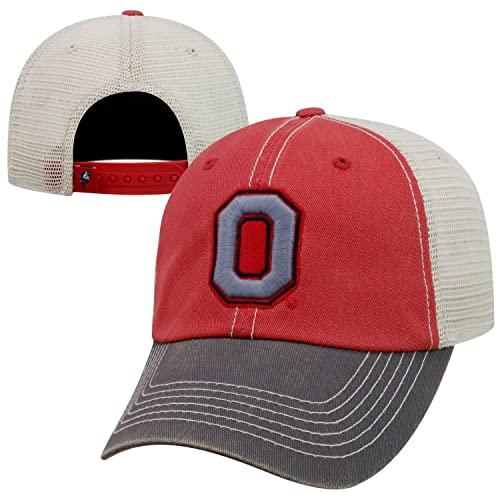 new concept 828e6 541a2 Top of the World NCAA Unisex-Adult Offroad Snapback Mesh Back Adjustable Hat