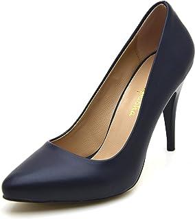 Gedikpasha Kadın İnce Topuklu Stiletto Ayakkabı