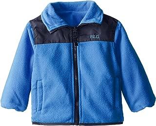 London Fog Baby-Boys F.O.G. Reversible Fleece-to-Poly Jacket