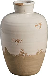 Best tall cream vase Reviews