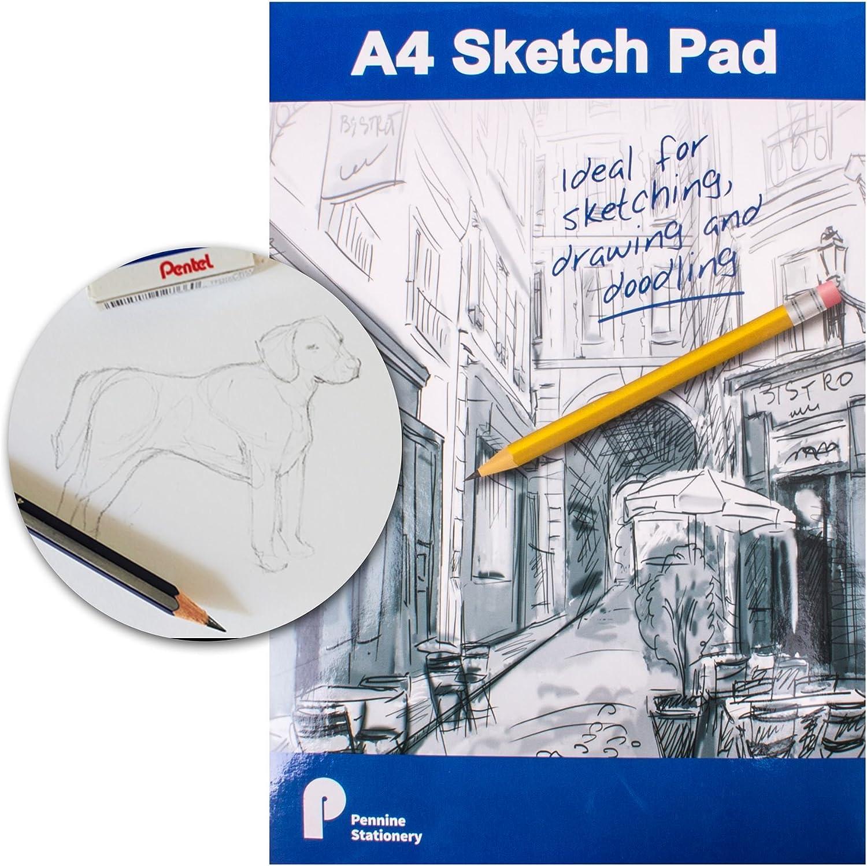 A4 Flip-Up Sketch Pad With 50 Pages (70gsm) B07BHTLKJ1 B07BHTLKJ1 B07BHTLKJ1 | Sehen Sie die Welt aus der Perspektive des Kindes  aa97b7