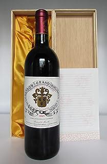 Chateau Gressier Grand-Poujeaux 1995 Moulis Cru Bourgeois シャトー グレシェ グラン-プジョー 1995 ムーリ クリュ ブルジョワ