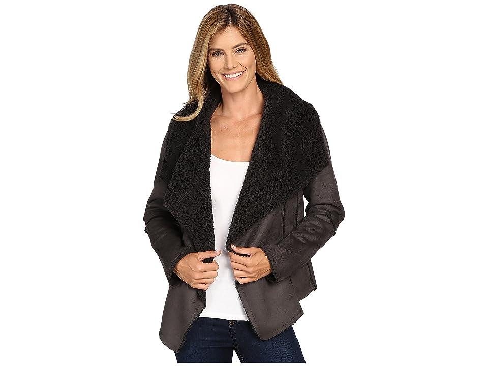 Prana Townie Coat (Charcoal) Women