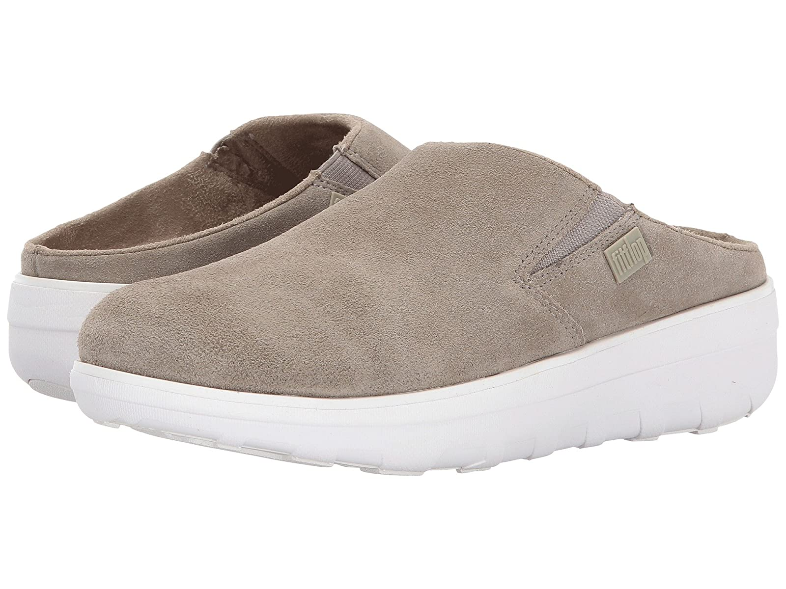 FitFlop full Loaff Suede Clogs <Take full FitFlop advantage of materials<Men's/Women's db77ce