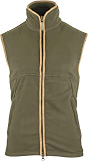 Body Warmer Green Hiking Fishing Outdoor Sports Quilted Jack Pyke Gilet