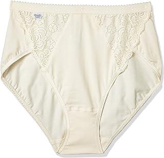 ملابس داخلية شيك ميدي شوجي للنساء من سلوجي، ابيض باهت (الاقحوان)، Medium/42 EU