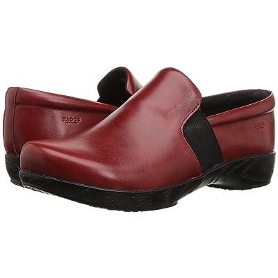 Klogs Footwear Tucker (Ruby Tintoretto) Women