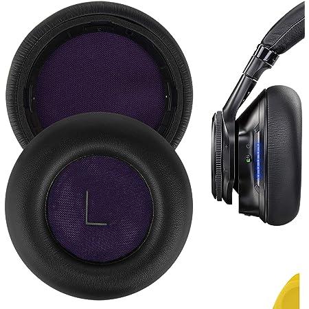 Defean Ersatz Ohrpolster Kompatibel Mit Plantronics Backbeat Pro Kabellosen Kopfhörern Mit Geräuschunterdrückung Schwarz Audio Hifi