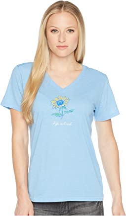 Sunflower Cool Vee Tee