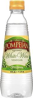 Pompeian White Wine Vinegar - 16 Ounce